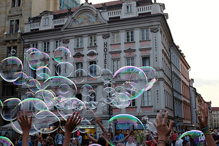 Fintech Funding Bubble: April Fool's Day Edition