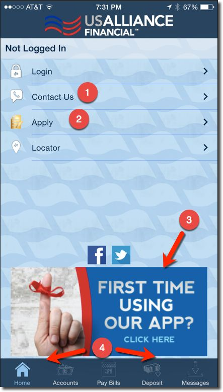 Mobile Monday: USAlliance Credit Union Puts Account Opening on Home Screen