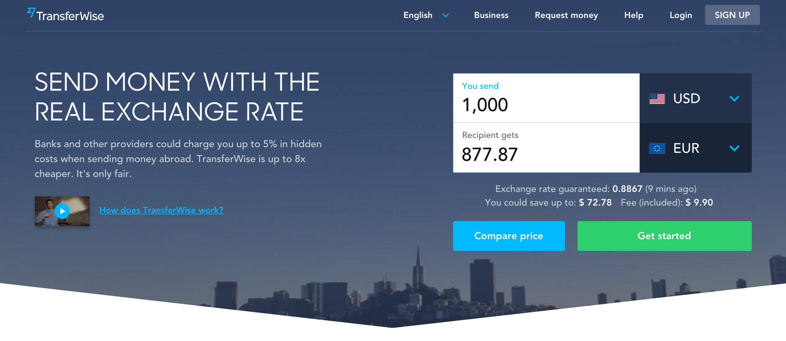 TransferWise Launches TransferWise for Business to the Public