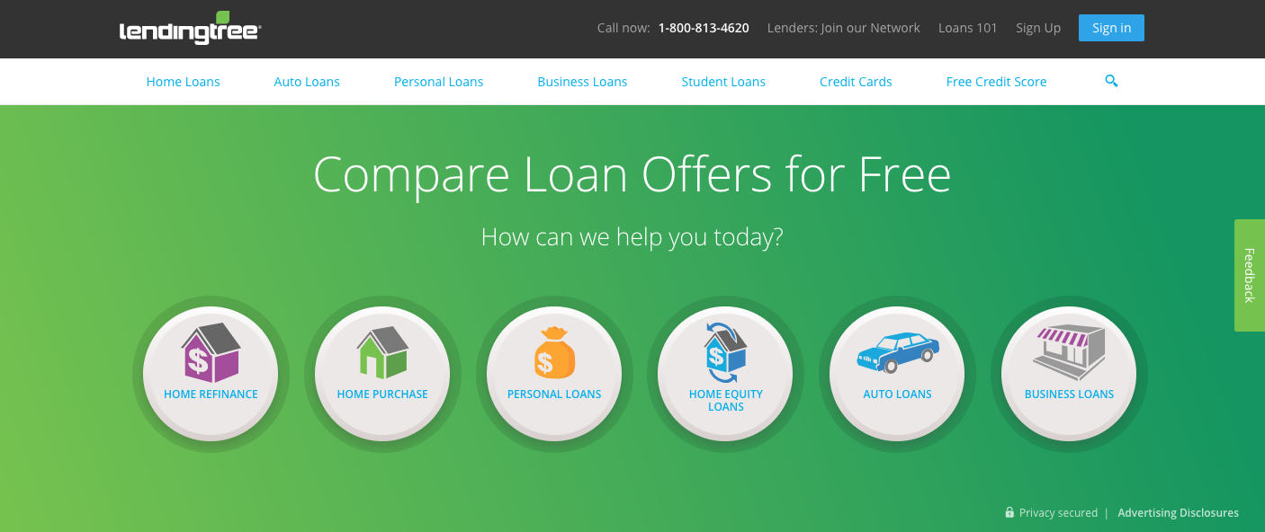 LendingTree Launches Free Credit Monitoring