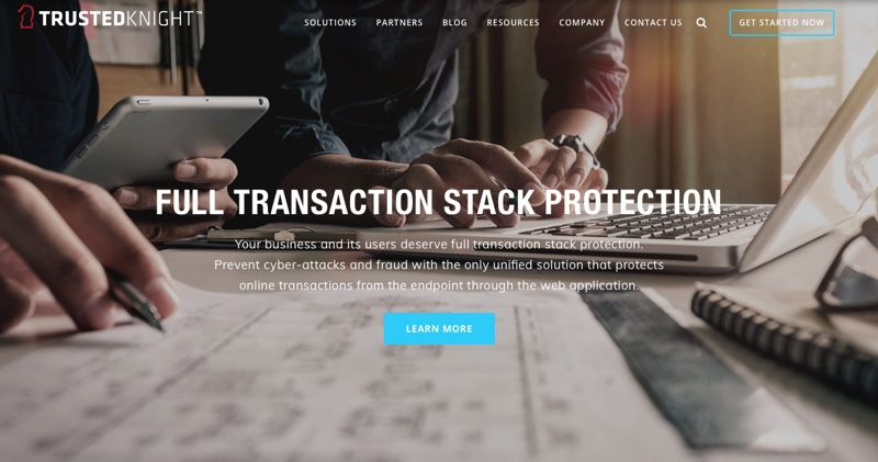 Trusted Knight Unveils Financial Fraud Fighting Solution, Protector Air