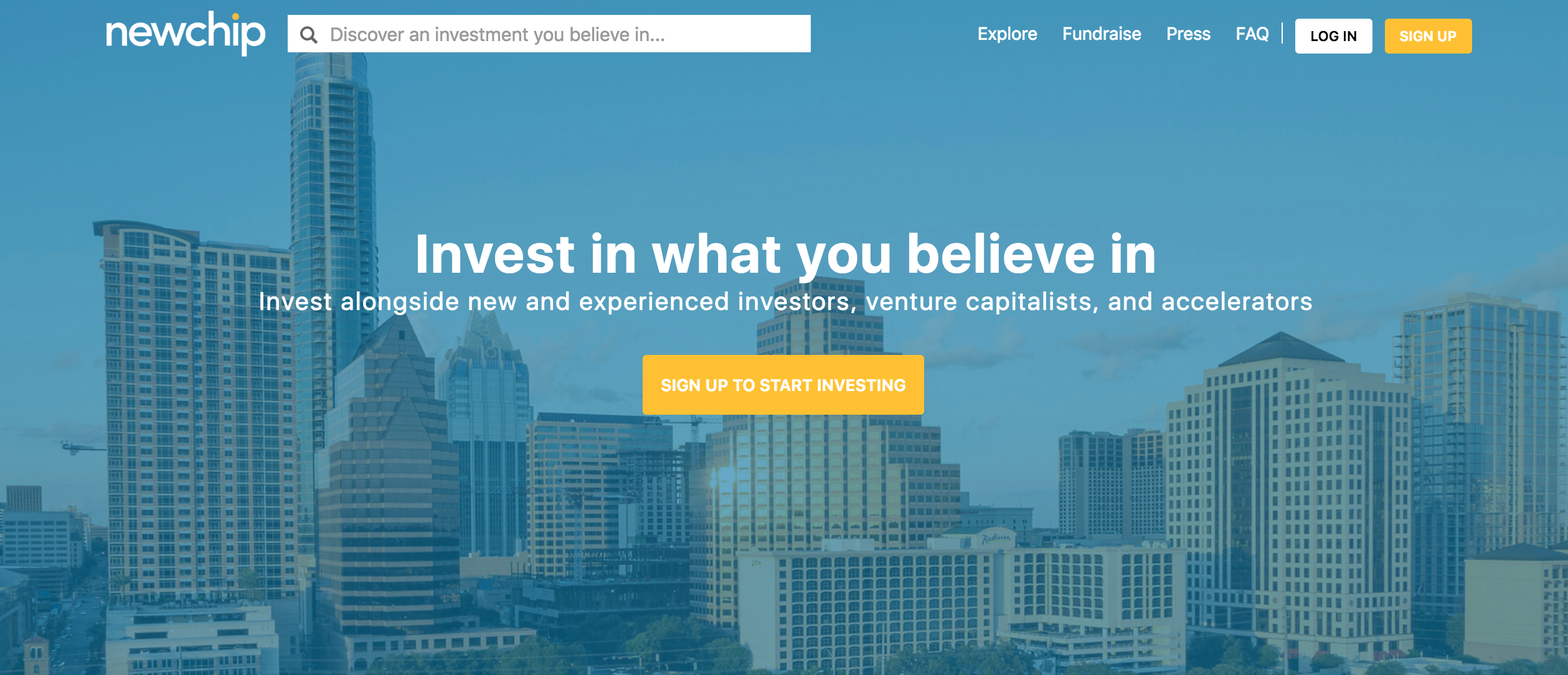 Newchip Lands $2 Million in Seed Funding