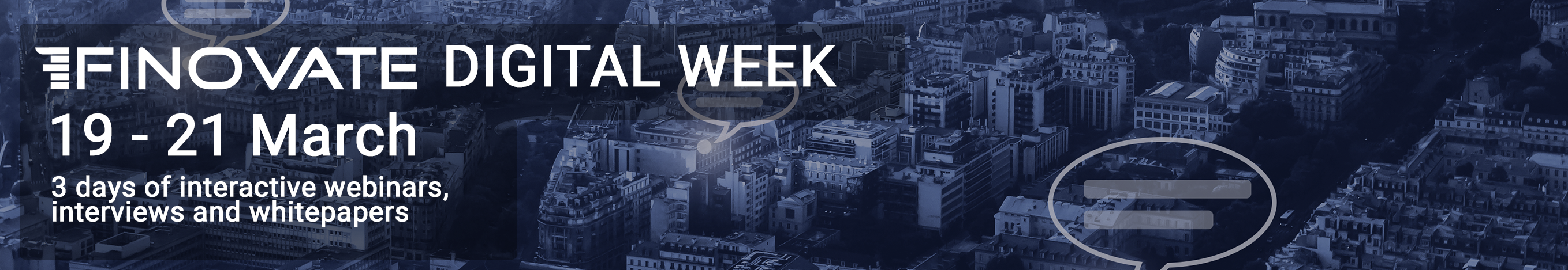 Finovate Live: Digital Week