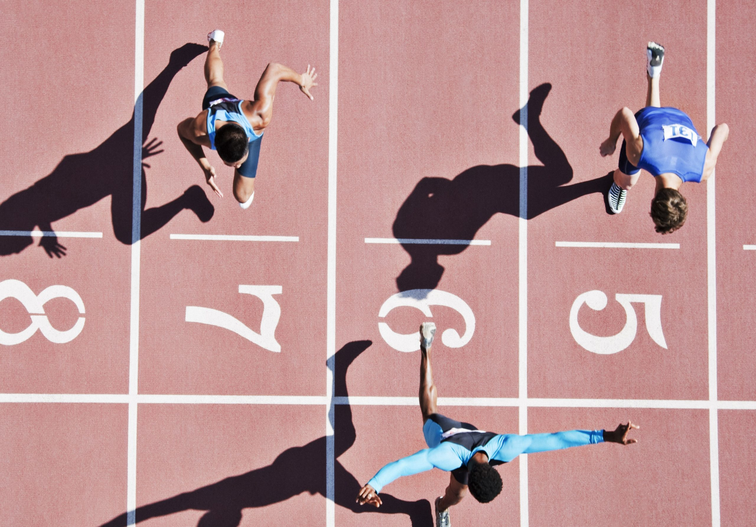 Fast Money: The Innovation Race Between Established and Upstart Financial Services Firms